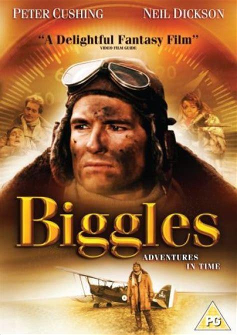 biggles dvd zavvi
