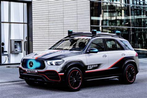 Mercedes Esf 2019 by Mercedes Esf 2019 Un Laboratorio Sulla Sicurezza