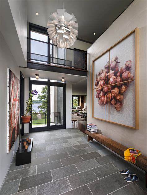 rustic home interior designs 15 beautiful modern foyer designs that will welcome you home