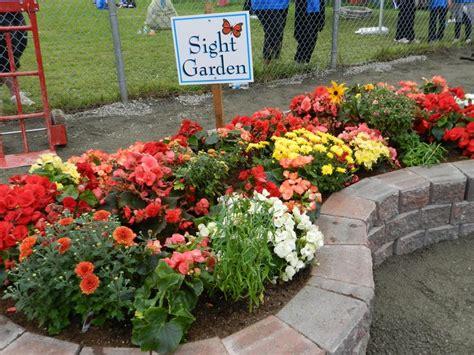 Sight Garden Sensory Ideas