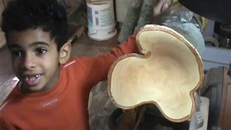 woodturning maple  grain bowl  elias  al furtado