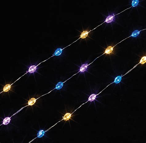 battery powered string lights oogalights com more than 1 000 party string light bulbs