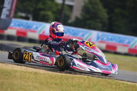 Racing Edge Motorsports Fired Up for Rok Cup Battle at the ...