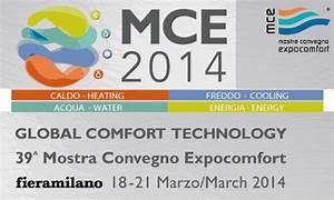 MCE 2014 Global Comfort Technology Convegno Expocomfort