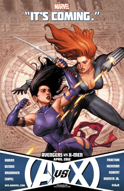 vs avengers marvel psylocke widow daredevil movie fox disney slide posters gave already want
