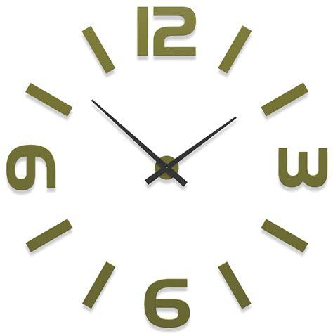 horloge de cuisine originale grosse horloge murale donatello