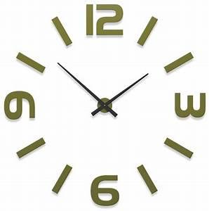 Grosse Pendule Murale : grosse horloge murale donatello ~ Teatrodelosmanantiales.com Idées de Décoration