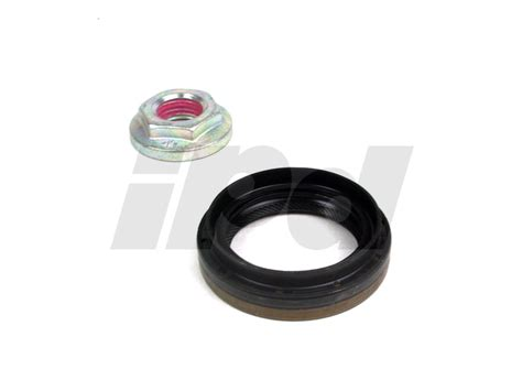 volvo rear differential pinion flange seal kit awd