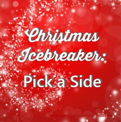 christmas ice breakers 1000 ideas about breaker on icebreakers team building activities and