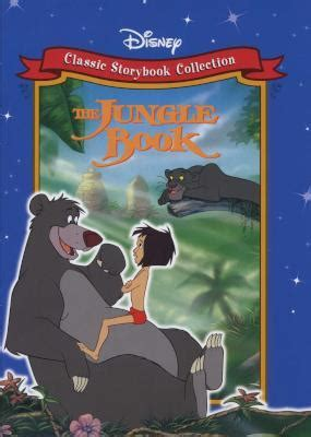 disney classic storybook collection  jungle book