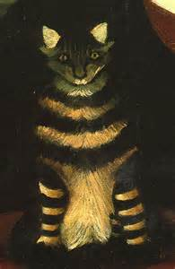 Cat Henri Rousseau