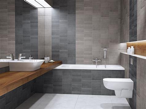 Anthracite (large Tile)  Bathroom Cladding Direct