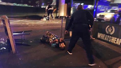 terrorist attack strikes  heart  london
