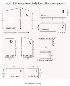 Doll House Plans   Somebody Will Need This Someday