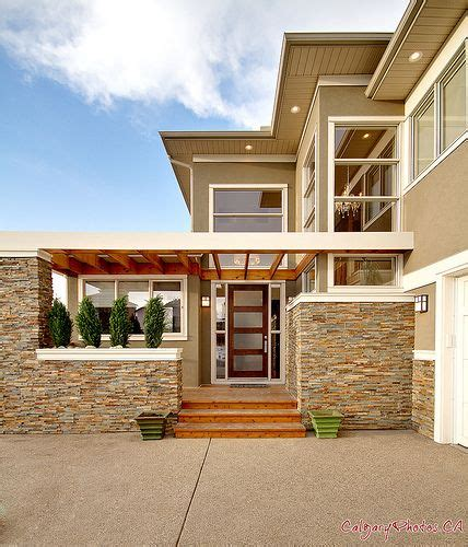 prairie style exterior doors contemporary craftsman style now that 39 s modern craftsman