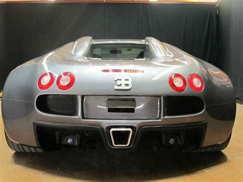 Get the car of your dreams! Bugatti Veyron Replica Based on Mercury Cougar, Asking $81,995 - GTspirit
