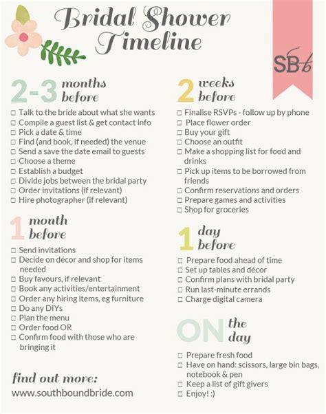 Bridal Shower Preparation by Bridal Shower Planning On