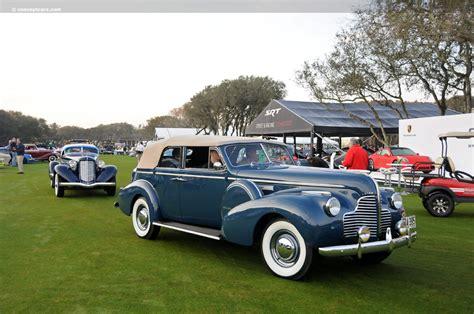 1940 Buick Limited Series 80 Conceptcarzcom