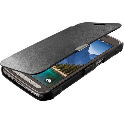 for s5 for samsung galaxy s5 active magnetic wallet closing