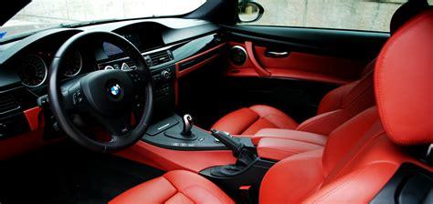 Fox Red Interior/seats