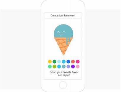 Ui Dark Svg Colors Interface User Prototypes
