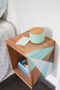 Table De Nuit : 1000 ideas about plank table on pinterest table top ~ Dallasstarsshop.com Idées de Décoration