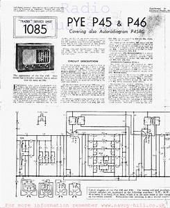 Pye P45