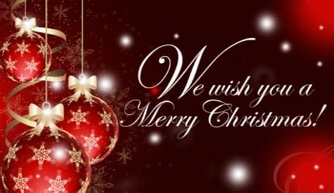 we wish you a merry christmas ecard free holidays cards