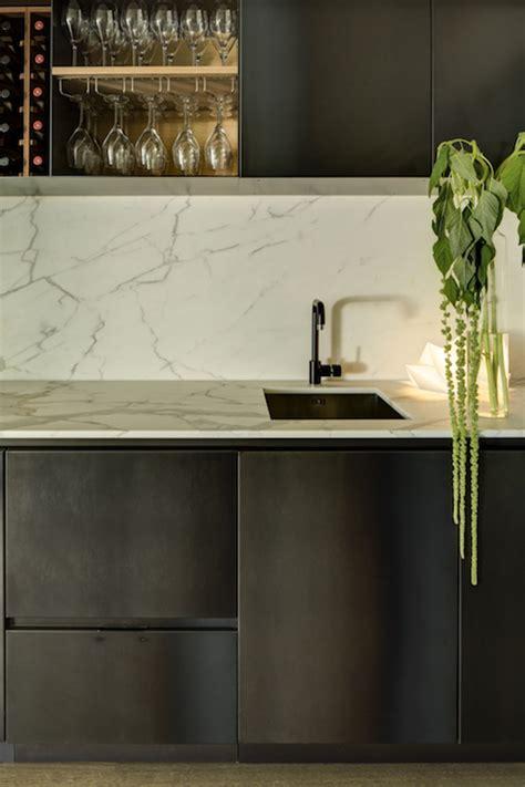 Wet Bar Sink - Transitional - kitchen - Thornton Designs