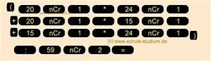 Lotto Wahrscheinlichkeit Berechnen Stochastik : wahrscheinlichkeitsrechnung stochastik wie berechne ich untermengen reihenfolge unwichtig ~ Themetempest.com Abrechnung