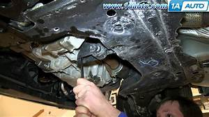 How To Replace Torque Strut Engine Mount 03