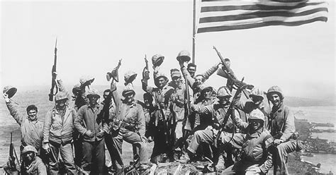 Battle Of Iwo Jima Recalled By Veterans 70 Years Later