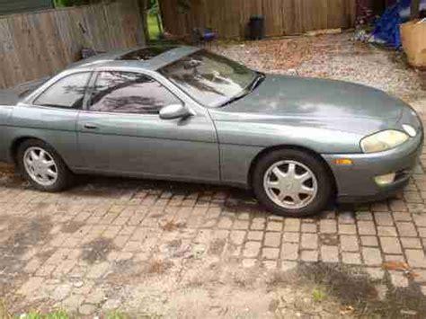 old lexus coupe buy used 1992 lexus sc400 base coupe 2 door 4 0l in santa