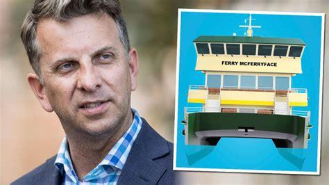 Ferry Mcferryface Crashes Into Balmain Wharf