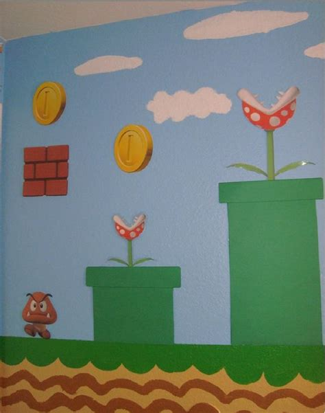 Mario Bros Bedroom by Discover And Save Creative Ideas