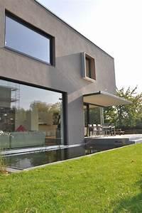 Graue Fassade Weiße Fenster : die besten 25 graue fassade ideen auf pinterest hausfassade grau fassadenfarbe grau und ~ Markanthonyermac.com Haus und Dekorationen