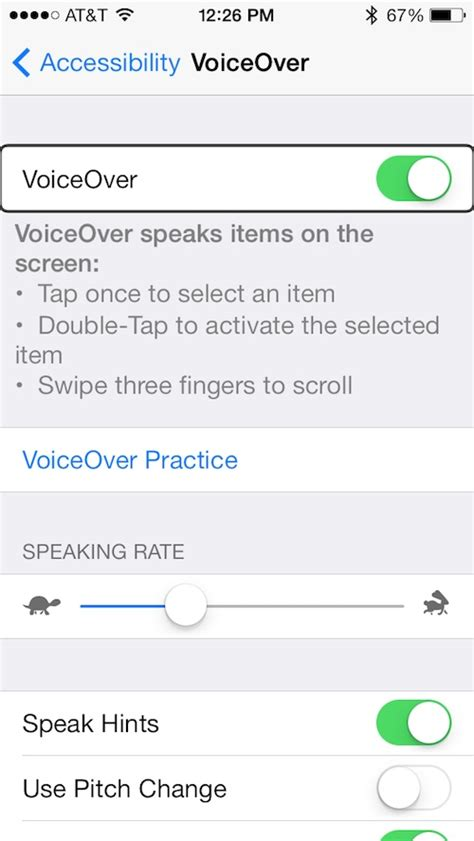how to turn voice iphone pankovvaleriy326 turn voiceover iphone
