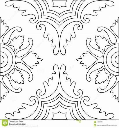 Coloring Pages Unique Adult Pattern Square Adults
