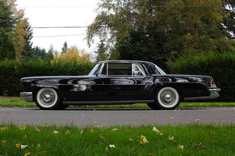 1956 LINCOLN CONTINENTAL MARK II 2 DOOR COUPE - 162960
