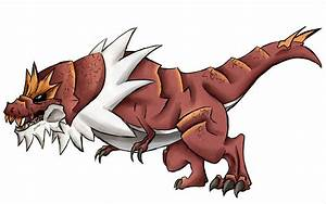 Tyrantrum by Incarni on deviantART