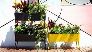 Comment Remplir Une Grande Jardinière : poterie jardini re et bac fleurs lequel choisir c t maison ~ Melissatoandfro.com Idées de Décoration
