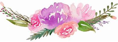 Flowers Clip Watercolour Watercolor Painting Flower Royalty
