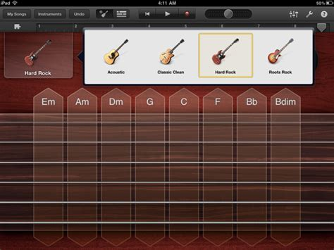 Ars Reviews Garageband For Ipad A Killer App For Budding