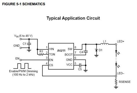 Constant Current Led Drivers Shared Ground Electrical