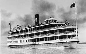 Historic Steamboat Planned For Hudson River | The New York ...