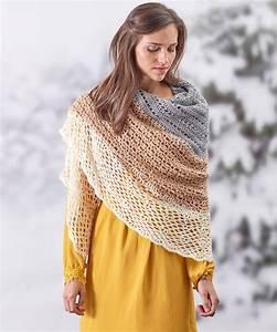 Sensational Crochet Shawl