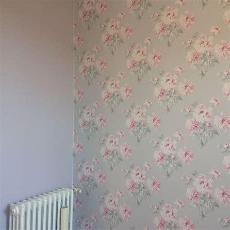 chambre fille tapisserie peinture tollens