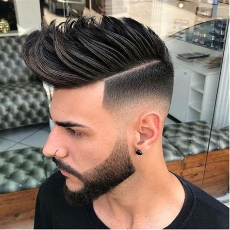 best mohawk fade haircuts for men the trend spotter