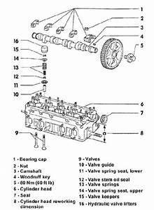 Vw Jetta 2 0 Engine Diagram Camshaft Lifters