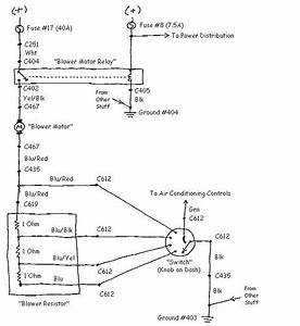 Blower Motor Wiring 94 Lx - Honda-tech